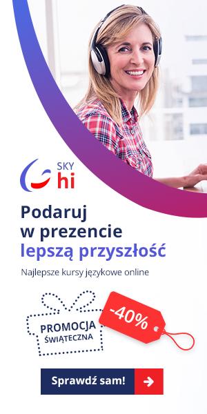 SkyHi - najlepszy sposób na naukę języków